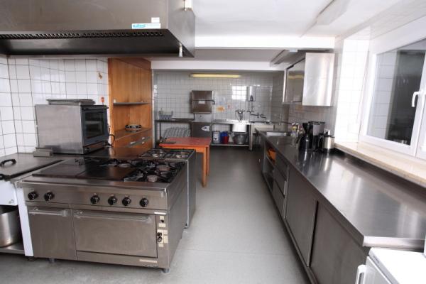 Küche Alpseehof
